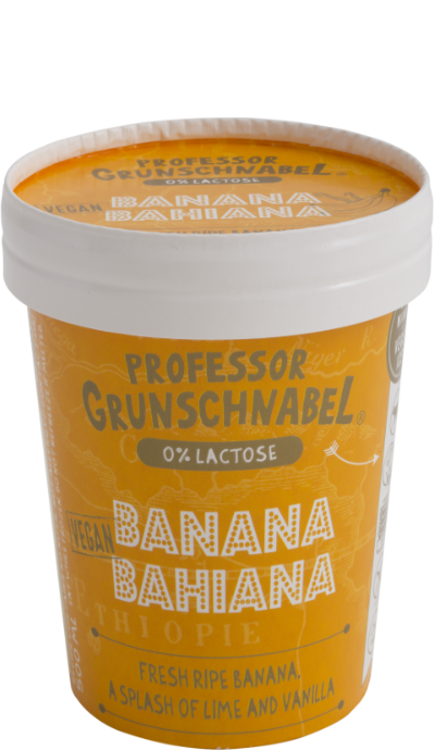 Banana Bahiana Ijs Pot