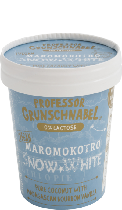 Maromokotro Snow White Ijs Pot